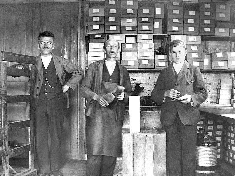 Fabriksarbetare